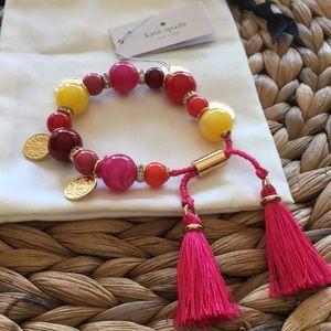 🇺🇸Sale🇺🇸  Kate Spade Pretty Pom Bracelet